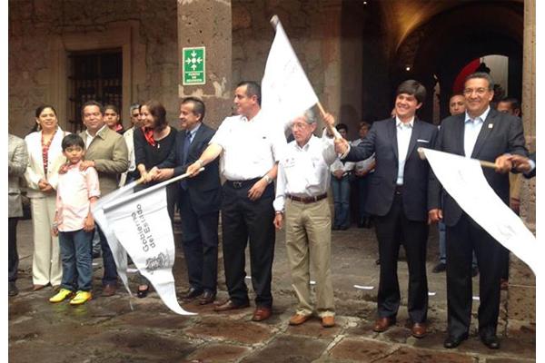 """Ponen en marcha el programa """"Por un Michoacán honesto"""""""