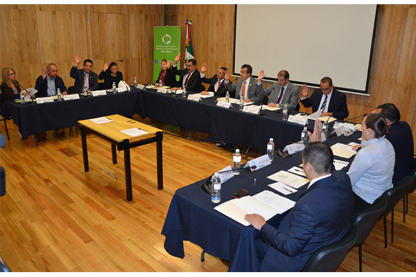 Sesiona Consejo para el nuevo sistema de justicia penal