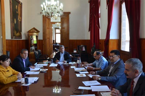 Consejo del Poder Judicial de Michoacán lleva a cabo sesión extraordinaria