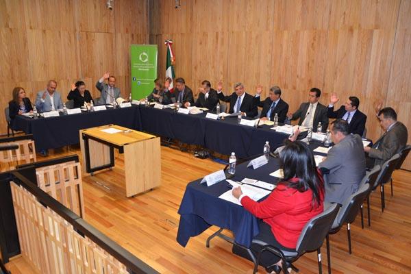 Sesiona Consejo para el nuevo sistema de justicia penal de Michoacán