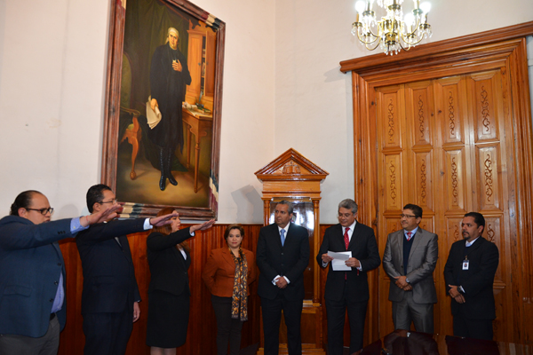 Toman protesta a jueces mixtos de Arteaga, Huetamo y Tanhuato
