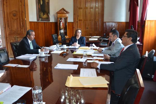 En sesión ordinaria, Consejo del Poder Judicial analiza y determina medidas para la buena marcha de la administración de justicia