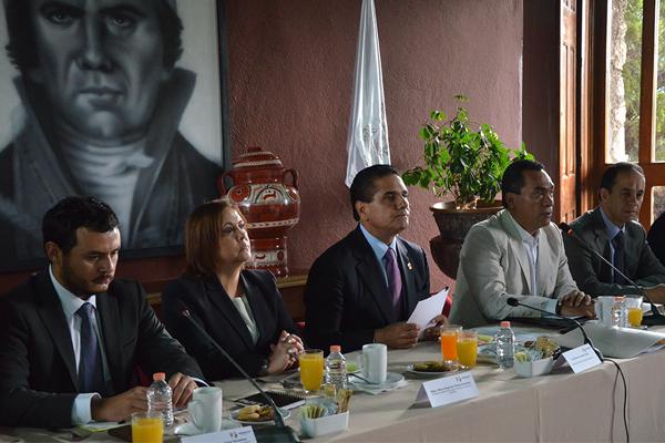 Poder Judicial de Michoacán presente en reunión de trabajo para erradicar la violencia contra la mujer