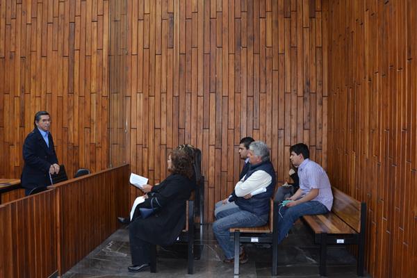 Continúa ciclo de visitas de Aba Roli en el Poder Judicial de Michoacán