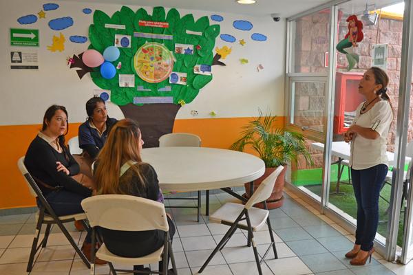 El Centro Estatal de Capacitación para el Trabajo visita el Poder Judicial de Michoacán