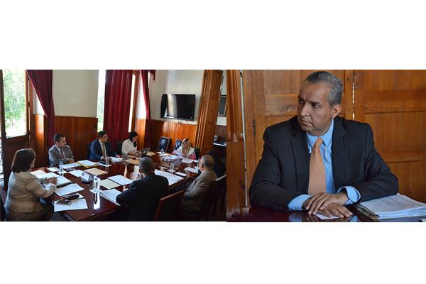 Este miércoles se realizó sesión ordinaria del Consejo del PJM