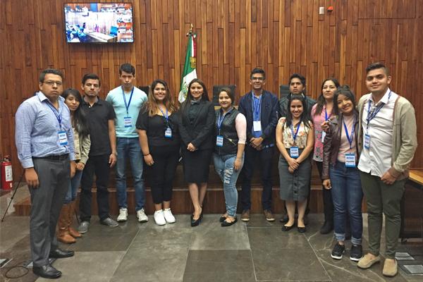Proyecto Patria continúa con el ciclo de visitas guiadas en el Poder Judicial de Michoacán
