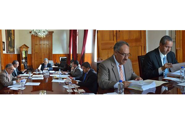 Máximo órgano administrativo del Poder Judicial realiza sesión ordinaria de pleno