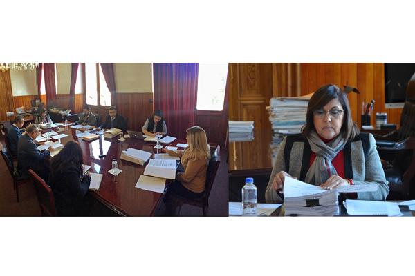 Consejo del PJM realiza sesión ordinaria