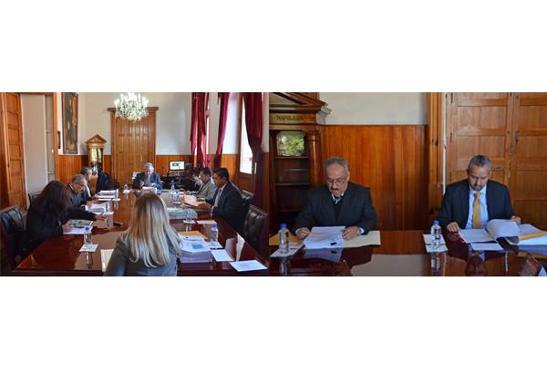 Realiza Consejo del PJM primera sesión de 2018