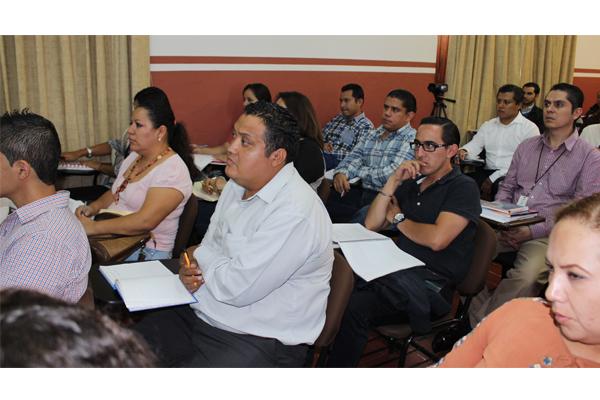 Los cursos y talleres de formación se realizan en diferentes distritos judiciales, a fin de llevar la capacitación a todo el estado