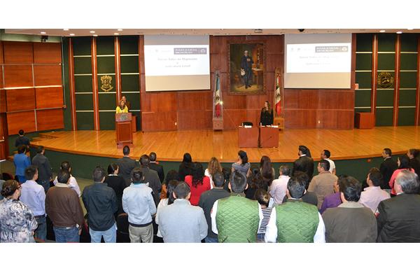 Poder Judicial de Michoacán e instituciones estatales socializan criterios en trámites del sector migrante y revisan marco normativo