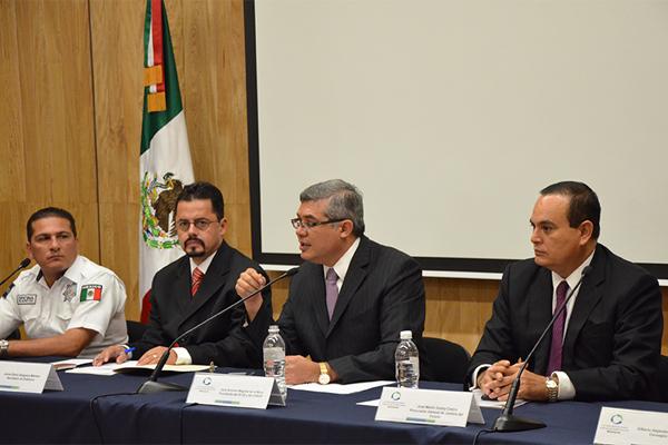 En el marco de la sesión del Consejo implementador de la reforma penal, solicita al Congreso la revisión del Presupuesto 2015