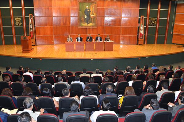 Escuela Judicial, desarrollo de herramientas tecnológicas para dar agilidad a trámites, entre los temas abordados