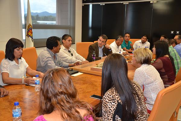 Participan jueces de Zamora y Uruapan para escuchar de manera directa las necesidades para acercar los servicios de impartición de justicia a las comunidades indígenas.