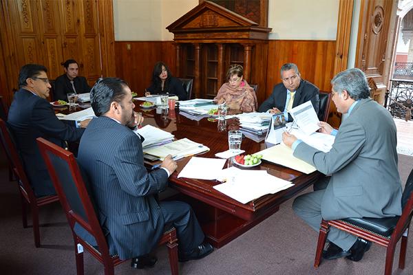 A través del Consejo del Poder Judicial, se vigila el correcto funcionamiento de la institución