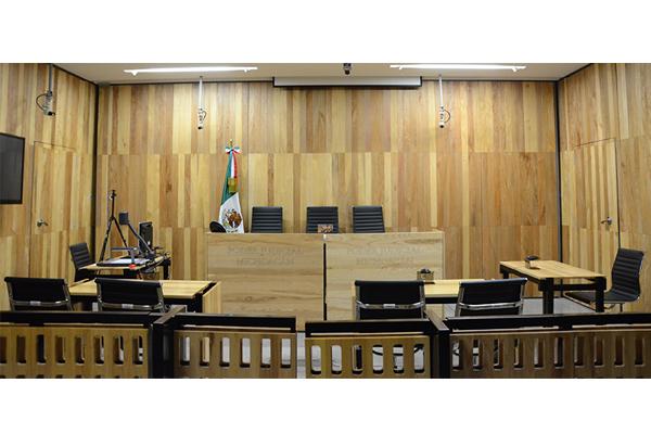 De manera pública y oral, los jueces dieron a conocer los fundamentos que sustentaron el sentido de la sentencia
