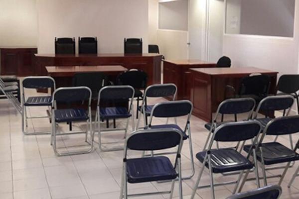 En audiencia pública de la causa 330/2016 de la Región Morelia, el juzgador resuelve situación jurídica