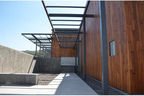 La edificación contará con salas de oralidad, espacios para mediación, Cámara de Gesell, entre otras áreas