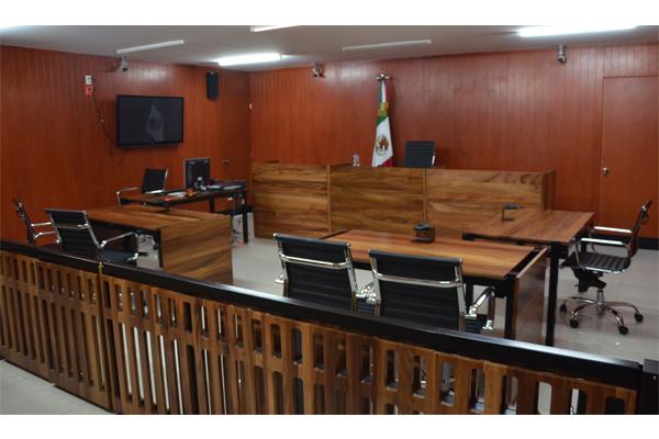 A la par, presentan a los 7 imputados ante juez de control por delitos de secuestro y homicidio en audiencia inicial