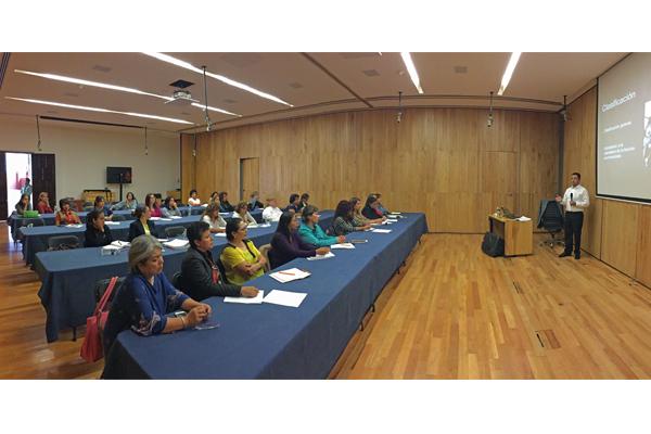 45 abogadas participan en curso donde analizan reformas en materia penal, familiar y mercantil