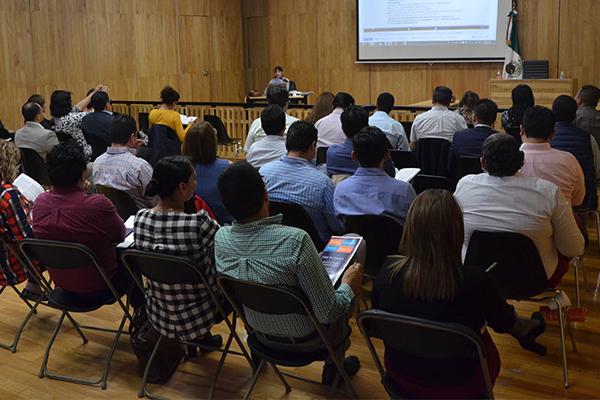 El programa académico fue impartido por jueces de Guanajuato con amplia experiencia en ambas ramas del derecho
