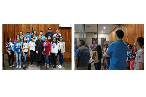 Proyecto Patria lleva a cabo su última visita guiada en el PJM