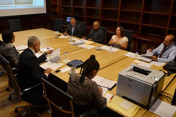 Sesiona Comité de Transparencia del Poder Judicial de Michoacán