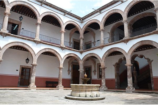 Palacio de Justicia del Centro Histórico, sede del Instituto de la Judicatura