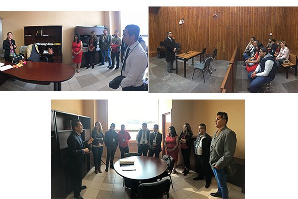 En visita guiada alumnado de ICEP La Piedad conoció la labor de diversas materias