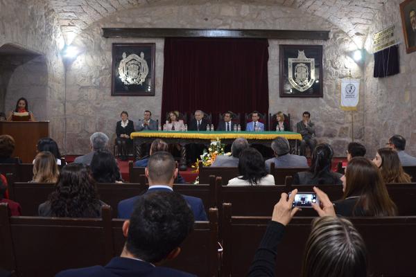 Poder Judicial de Michoacán presente en el aniversario 43 de la Asociación Civil Abogadas de Michoacán