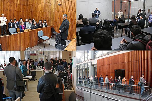 CESCIJUC Morelia amplía conocimientos en el Sistema de justicia penal oral