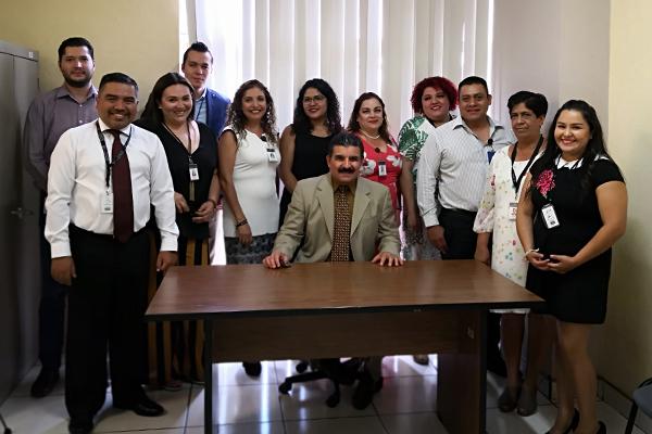 Consejo del Poder Judicial de Michoacán realiza visita de inspección ordinaria a Juzgado Mixto de Los Reyes