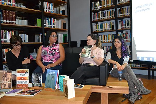 La escritora Carolina Toro Castillo invitada en la nueva temporada de Literoscopio