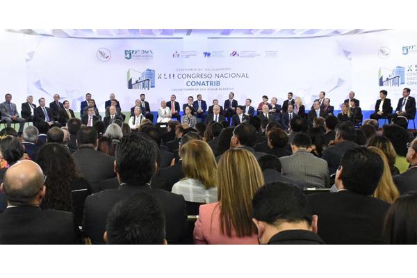 Inauguran XLII Congreso de la Comisión Nacional de Tribunales Superiores de Justicia de los Estados Unidos Mexicanos (CONATRIB)