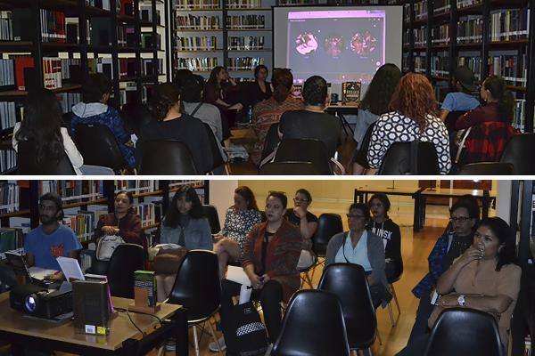 """Se realiza conversatorio """"Brujas: historia, cine y literatura"""" en la Biblioteca del Poder Judicial de Michoacán"""