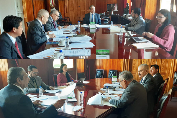 Aprobar los lineamientos y manuales de los diversos departamentos, una de las atribuciones de la Comisión de Administración