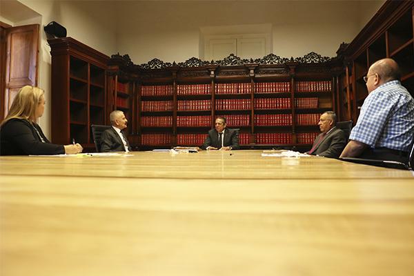 Comité del Poder Judicial para la inclusión de personas con discapacidad realiza sesión ordinaria