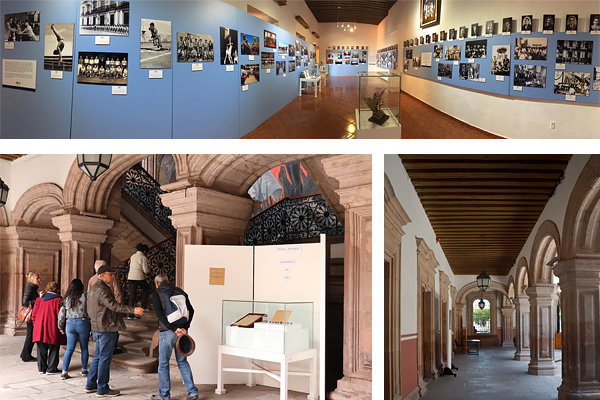 Museo Histórico del Poder Judicial de Michoacán, espacio cultural desde hace 16 años
