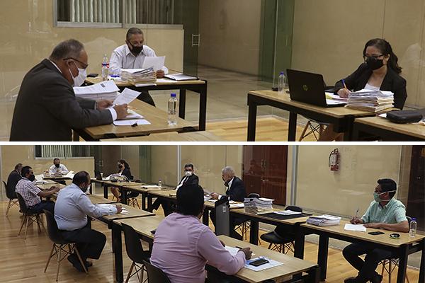 En sesiones extraordinarias se reúnen integrantes de la Comisión de Administración y el Comité de Adquisiciones