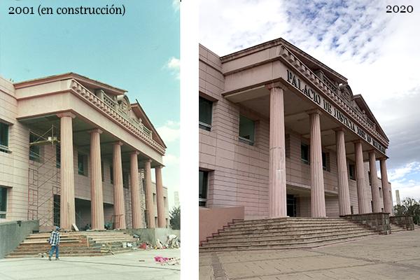 ¿Conoces el Palacio de Justicia José María Morelos?