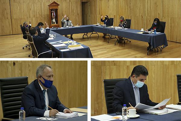 Presentar informes al Congreso sobre el desempeño ético y profesional de magistradas y magistrados, una de las atribuciones del Consejo