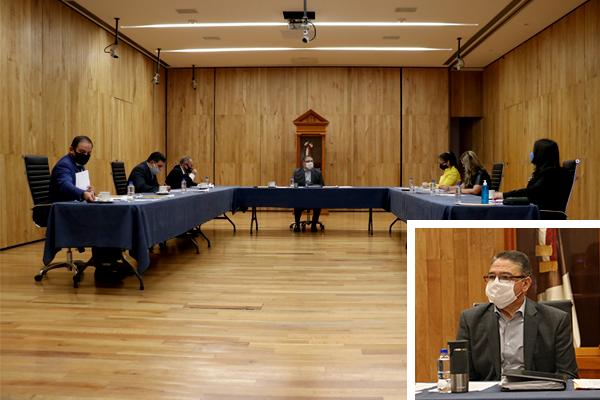 Solicitar a Contraloría Interna revisiones y auditorías a los órganos y dependencias de la institución, una de las atribuciones del Consejo del PJM