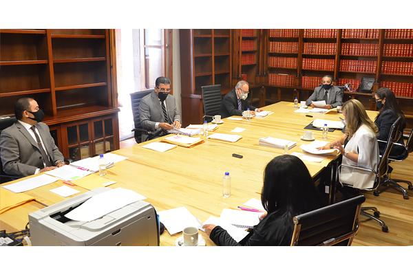 Nombrar, adscribir y readscribir a juezas y jueces de primera instancia, una de las facultades del Consejo del PJM