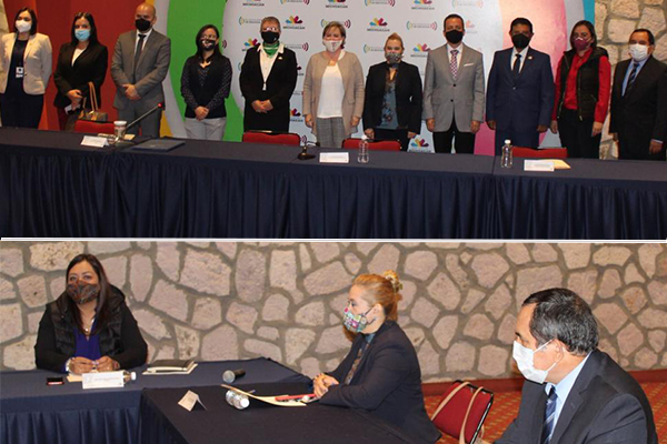 Poder Judicial de Michoacán asiste a sesión ordinaria del Sistema Estatal de Víctimas