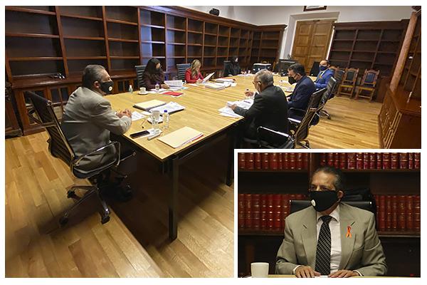 Supervisar que la aplicación y evaluación de exámenes de oposición se realicen con imparcialidad, objetividad y rigor académico, una atribución del Consejo