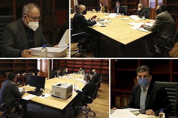Comisión de Administración, encargada de proponer la adquisición de bienes y servicios