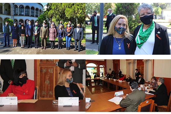 Poder Judicial de Michoacán presente en Segunda Sesión Ordinaria del Sistema Estatal de Víctimas