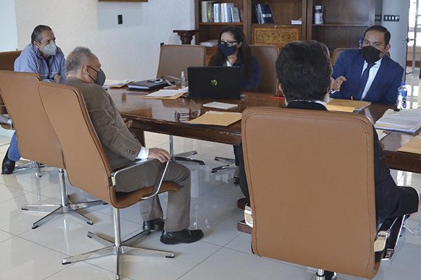En sesión de pleno, Consejo del Poder Judicial da seguimiento a los asuntos que son de su competencia