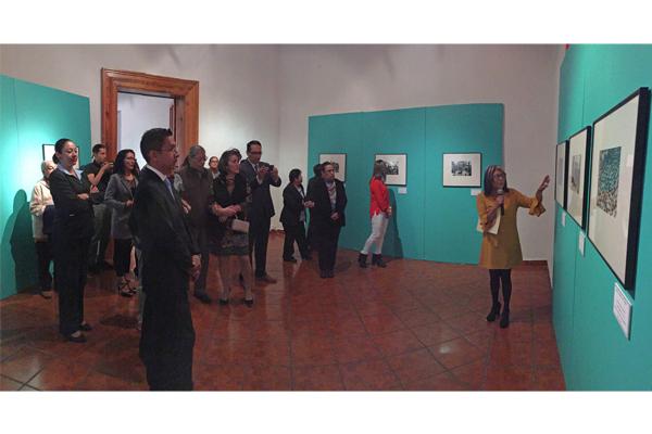 Inauguran exposición con 50 fotografías de la época de la Revolución Mexicana